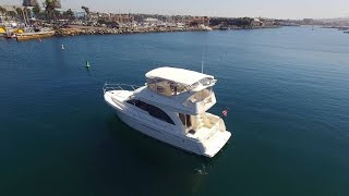 2004 meridian 381 motor yacht for sale offered at 165 000