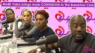 Malik Yoba's Breakfast Club interview has more DISLIKES than Likes~I'M STRAIGHT NOT GAY! #breakdown
