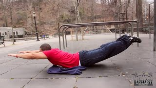 Lower Back BodyWeight Exercises (Easy To Advanced)