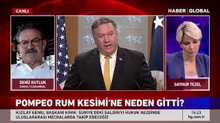 Ali Deniz Kutluk: AB'nin Elinde Sopa Varsa Türkiye'deki Sopa Daha Büyük