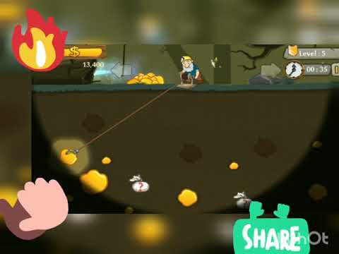 Gold Miner: Jack For Pc - Download For Windows 7,10 and Mac