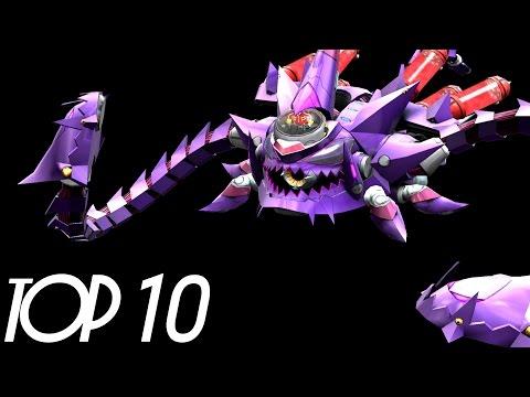 Top 10 Best Final Boss Themes