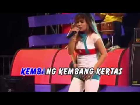 Reny Farida   Kembang Kertas - [Official Video]