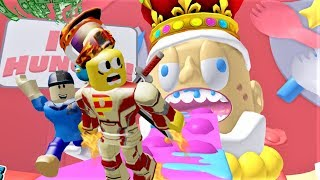 STOP KING CANDY OBBY (ft. EFC Gaming) Roblox