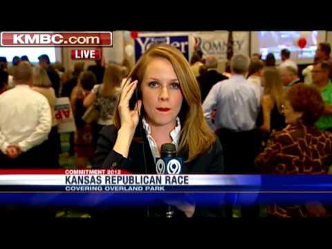 Kansas Republicans oust moderate state senator