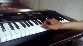 Ek ho gaye hum or tum (humma) song in piano
