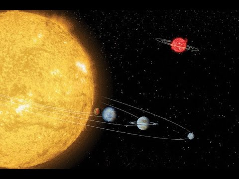Sun Sister Star Nemesis approaching Earth - Planet X