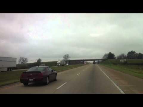 Drive: Hope Ar to Texarkana Tx