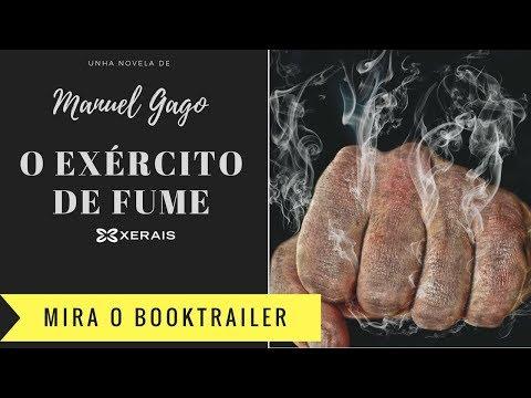 Manuel Gago presenta 'O exército de fume'