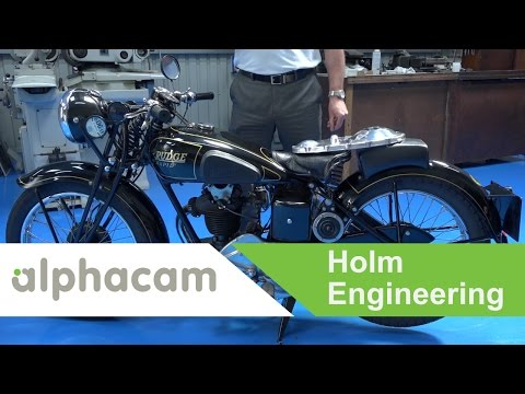 Holm Engineering remain competitive with Alphacam | Success Story
