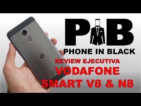 Review Ejecutiva Smartphone - Vodafone Smart N8 + Vodafone Smart V8
