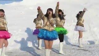 2016/2/7 なんぽろ冬まつり 北海道ご当地アイドルフルーティー 「プレデ...
