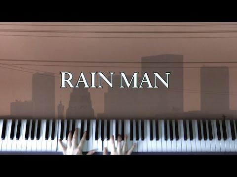 Rain Man - End Titles    Piano Cover