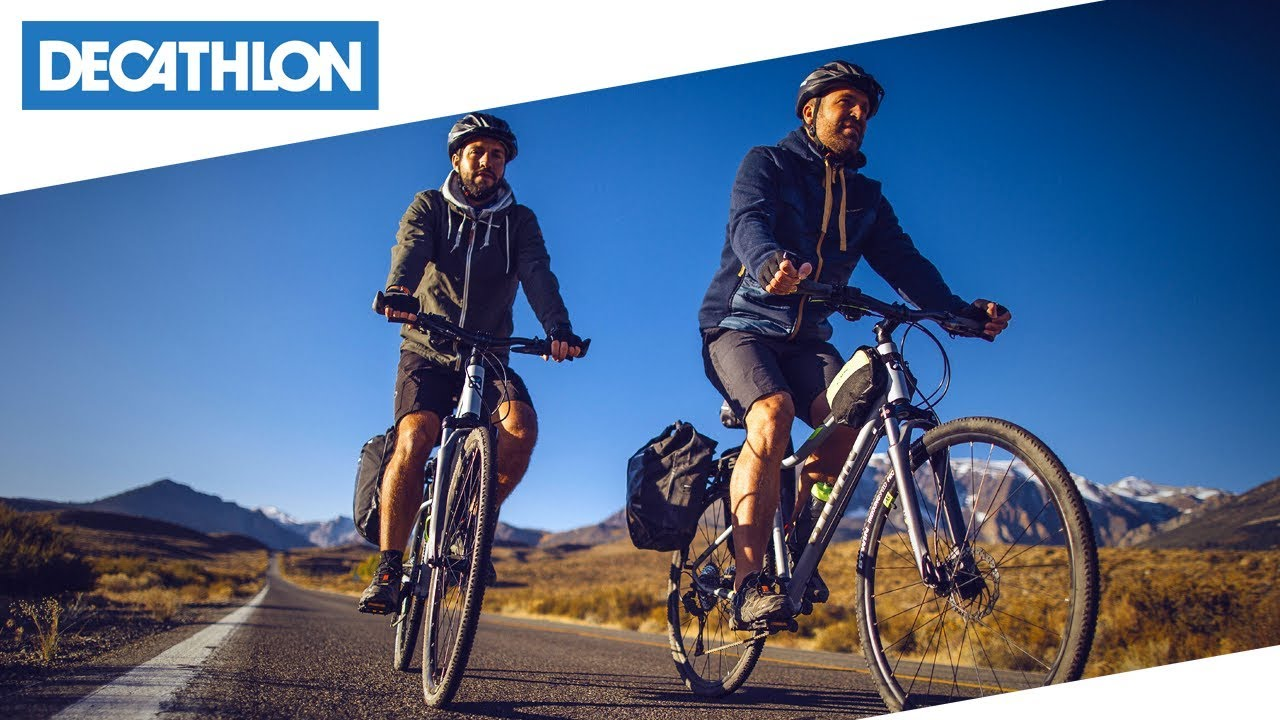 Bicicletta Da Trekking Decathlon
