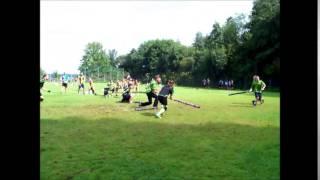 Jugger: Flying JUGGmen - Pig Pile (2. Bergische Meisterschaft)