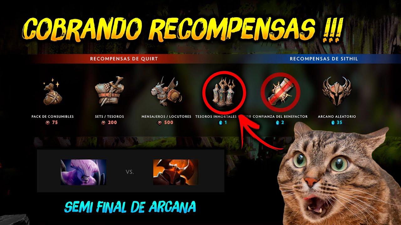 COBRANDO RECOMPENSAS !!! The Sideshop ► Battle Pass 2020 😍 | Dota 2
