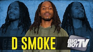 D Smoke on Winning 'Rhythm + Flow', Working w/ T.I. & Chance The Rapper & His Plans