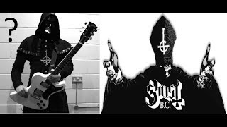 The Satanic guitar tone of GHOST unmasked