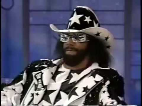 Macho Man Randy Savage on Arsenio Hall 1992