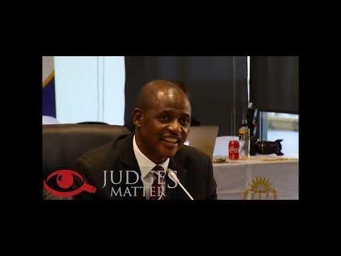 JSC interview of Mr M S Jolwana for the Eastern Cape High Court (Judges Matter)