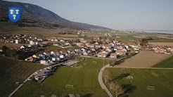 Commune de Champagne, Nord vaudois, ADNV
