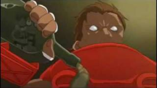 Baccano opening: Guilty Gear Version