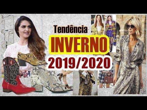 Tendência INVERNO 2019/2020
