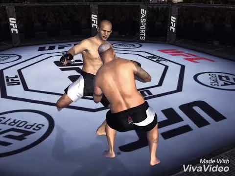 UFC Mobile. Junior Dos Santos NCE. Highlights