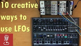10 creative ways to use LFOs (Synth tips and tricks)