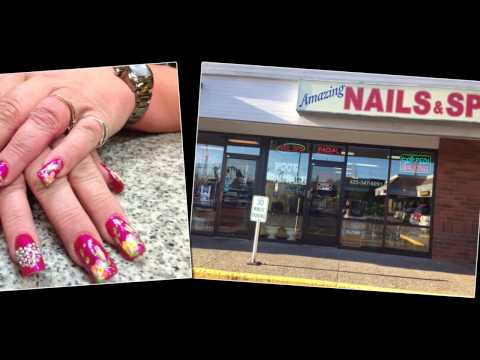 Amazing Nails and Spa in Everett, WA 98208 (946)