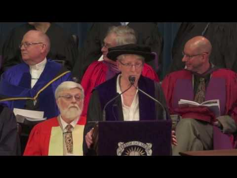 Knox College Convocation - May 10, 2017