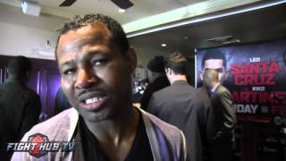 Shane Mosley on Thurman vs. Porter