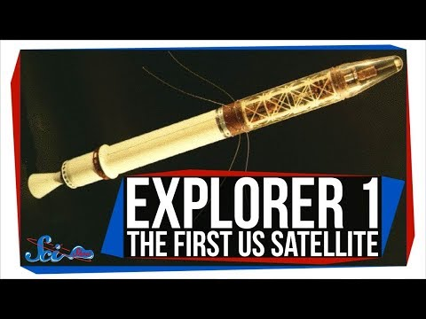 How the US Launched Its First Satellite