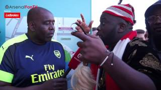 Arsenal 2 Man City 1 | Man Mark Hazard And We'll Win The Final says Kelechi