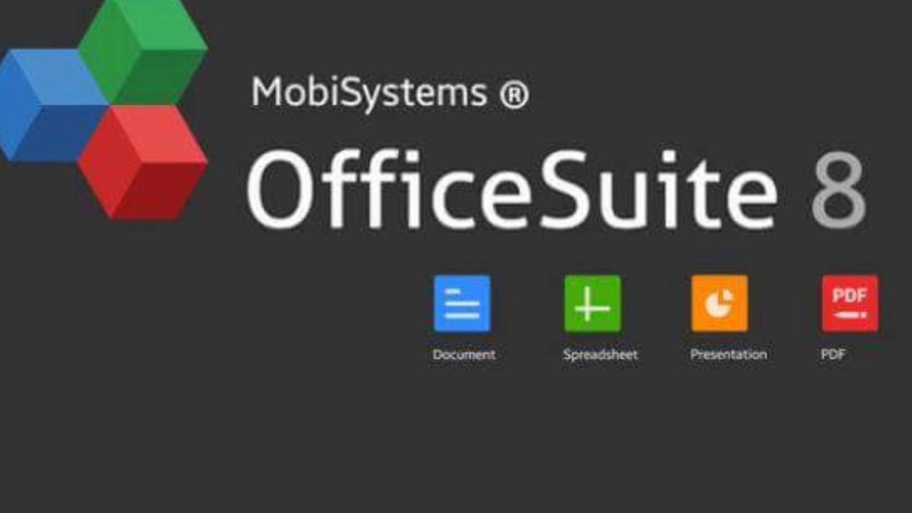 Officesuite 8 Pro Apk Full