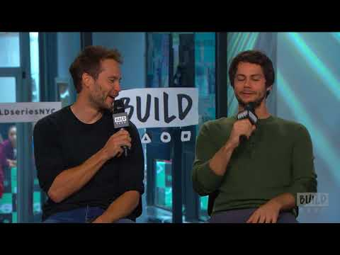 Dylan O'Brien, Taylor Kitsch, & Michael...