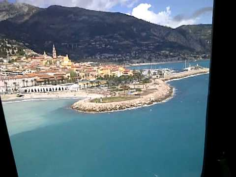Monaco Helicopter Trip - Part One