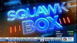 CNBC International US Squawk Box Open 7th November 2016