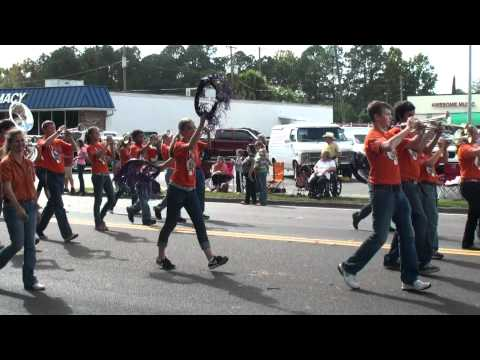 Mosley High School Sound of the Southland Homecoming Parade