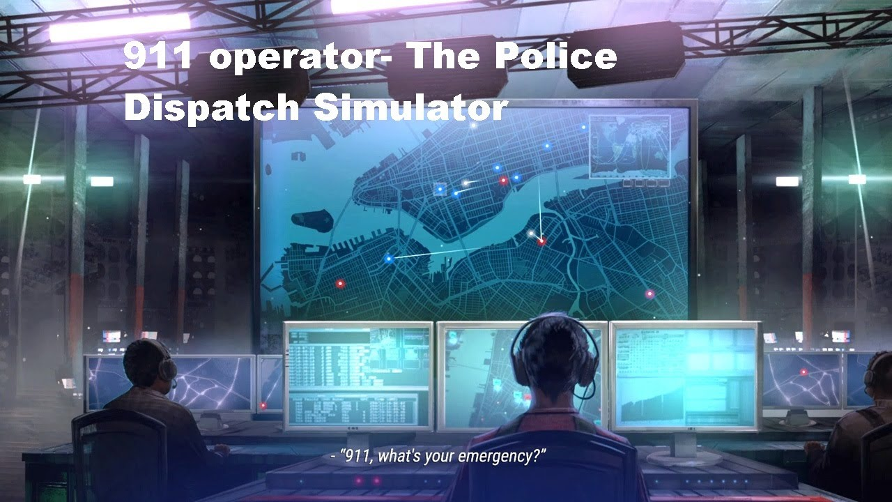 911 Operator: The Police Dispatch Simulator Review-Gameplay