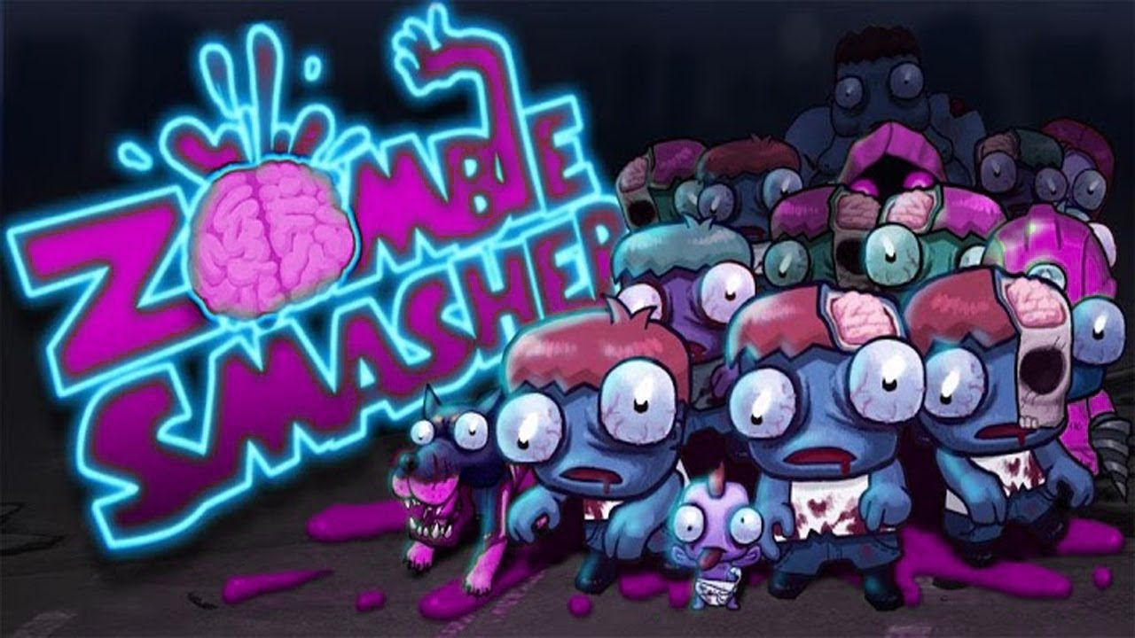 Zombie Smasher Android Gameplay