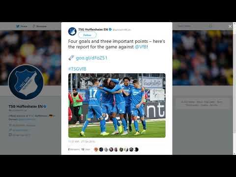 Germany Trending Tweets 28 10 2018