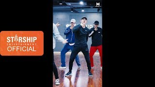 Video [WONHO][Dance Practice] 몬스타엑스 (MONSTA X) - 'DRAMARAMA' Vertical Video download MP3, 3GP, MP4, WEBM, AVI, FLV Juli 2018