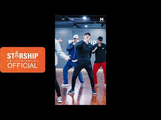 [WONHO][Dance Practice] 몬스타엑스 (MONSTA X) - 'DRAMARAMA' Vertical Video