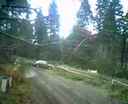 Grizedale stages rally 2006