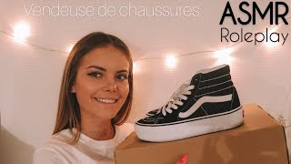 ROLEPLAY: VENDEUSE DE CHAUSSURES