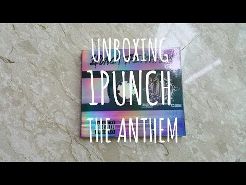 [UNBOXING] 1Punch Debut Mini Album 'The Anthem'