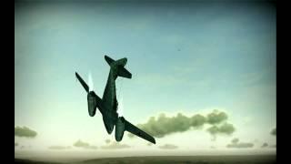 Wings of Prey ME262 vs pair of P51-D Mustangs