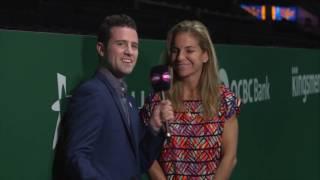 My Coaching Corner WTA Finals | Madison Keys Practice