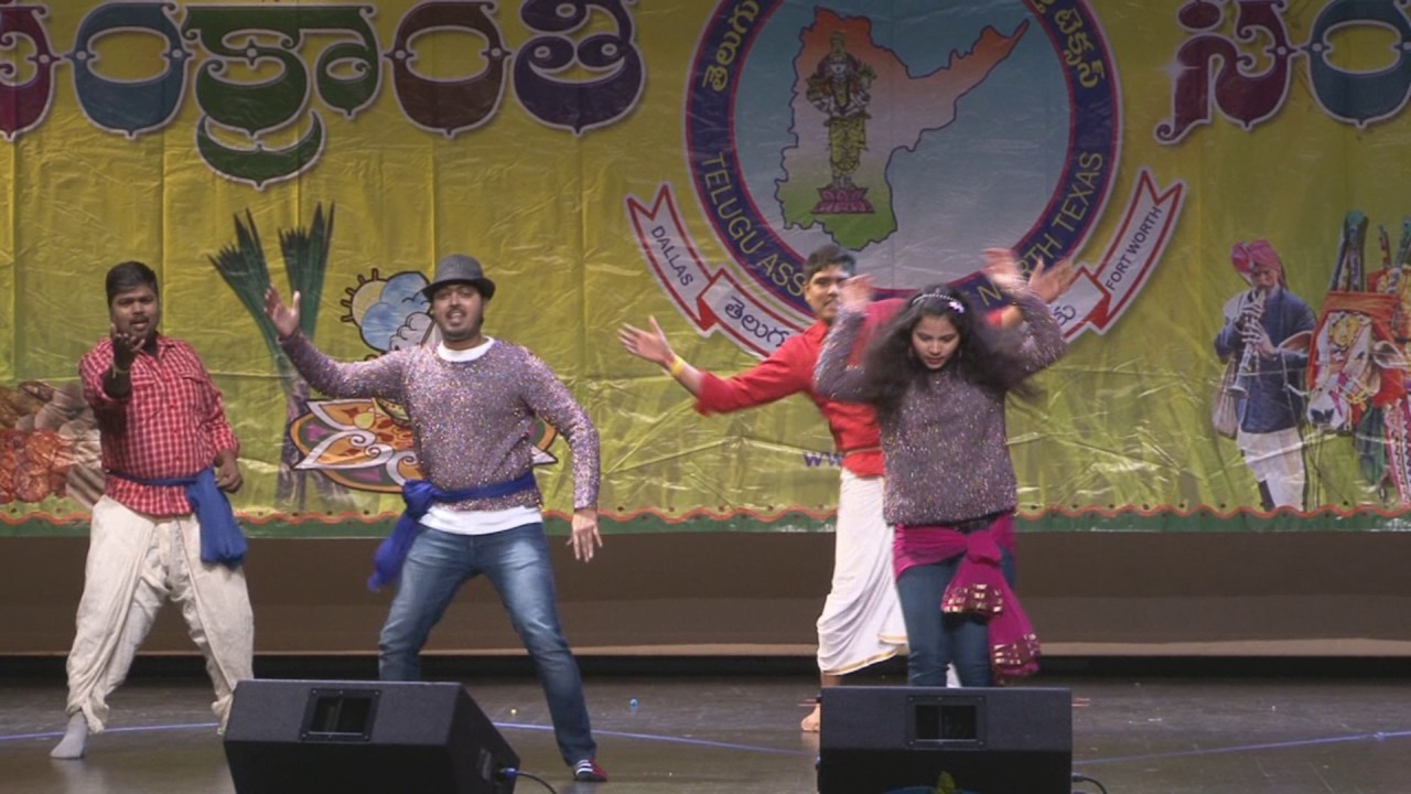 2017 TANTEX SANKRAANTI - ABHILASH SANKRANTHI - Movie Dance Medley